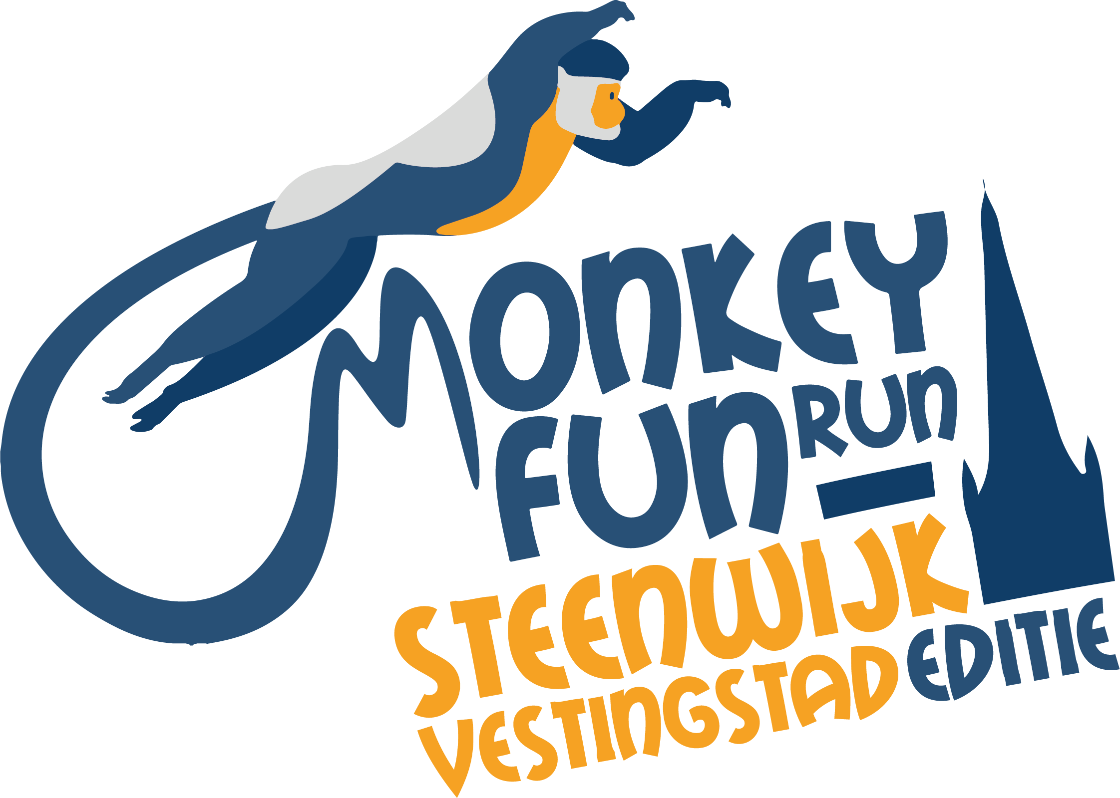 Monkey Fun Run Steenwijk