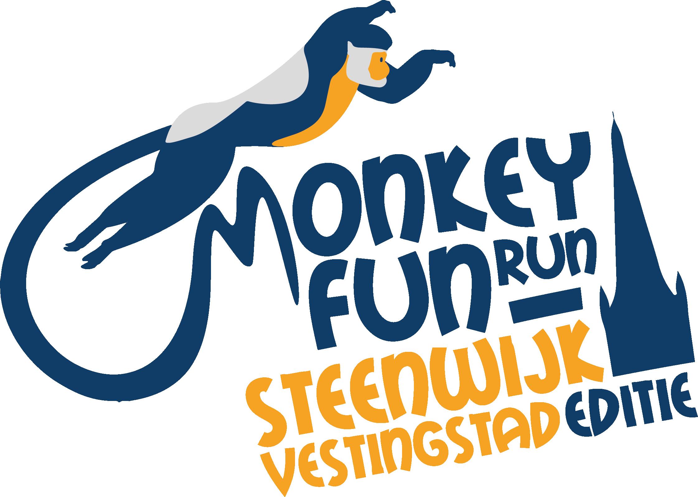 Monkey Fun Run Steenwijk